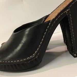 Tod's Classic slide sandals/mules